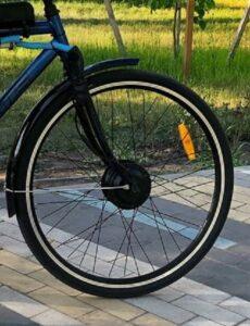 Переднее мотор-колесо электровелосипеда Ардис